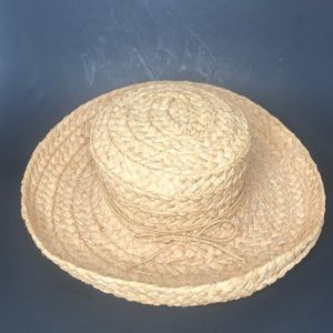 Helen Kaminski straw hat